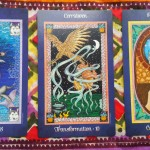 Relationship Readings THE CARDS Journey To The Goddess Realm by Lisa Porter Cosmic Change Up Shamanic Weather