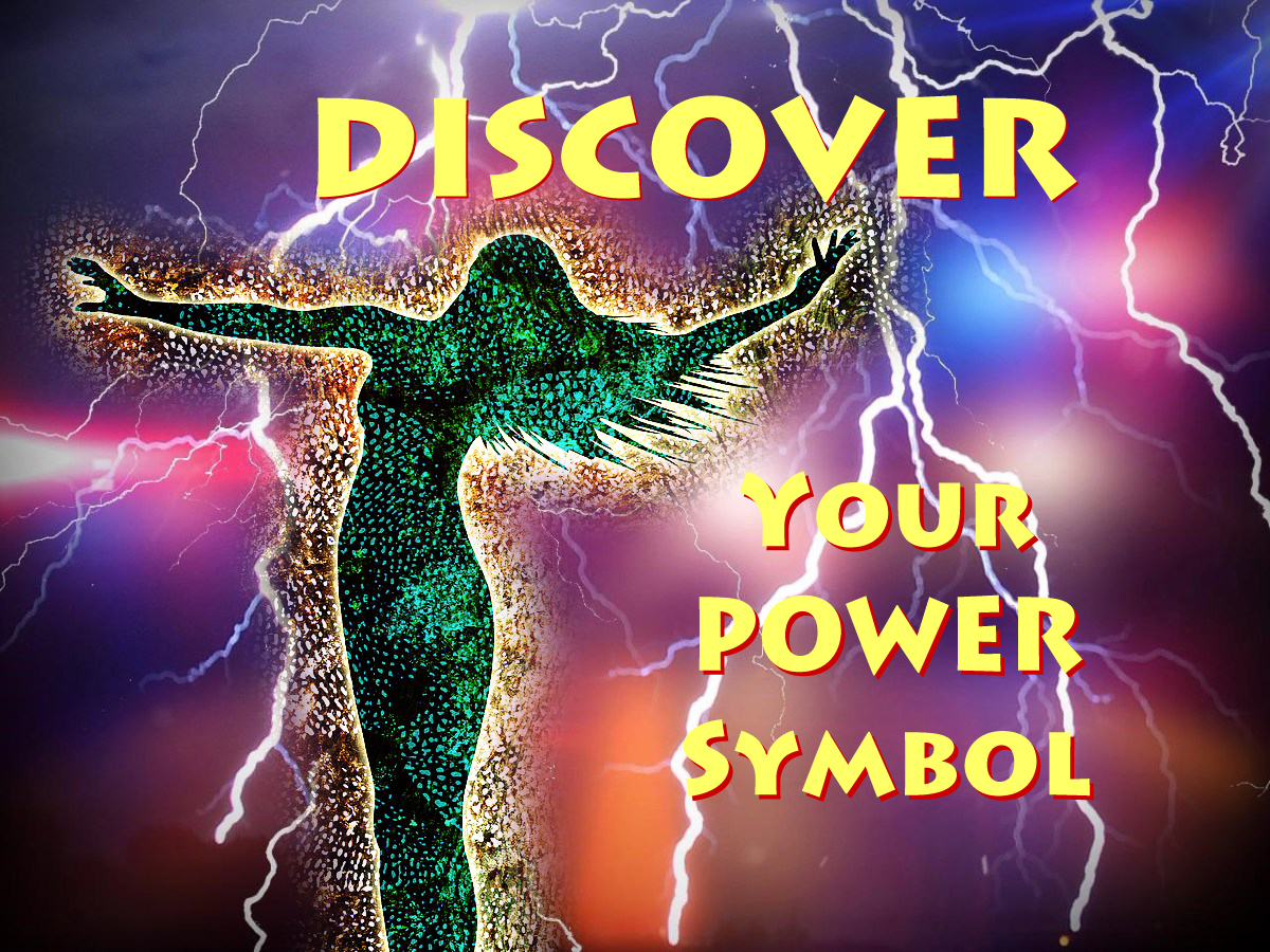Discover Your Power Symbol Mara Clear Spring Shamanic