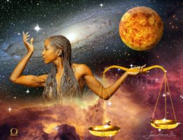 Love Goddess Desire balance-libra-by-jlh-jean-louis-husson
