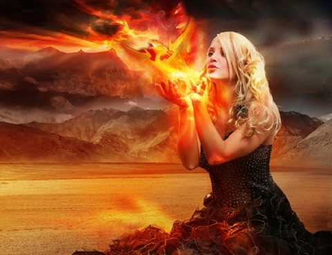 Living Fire Scorpion Intrigue Rise of the Phoenix