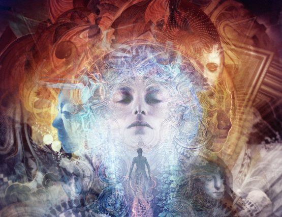 Shamanic shifts 2018 Existence by Android Jones - Psychic Faire