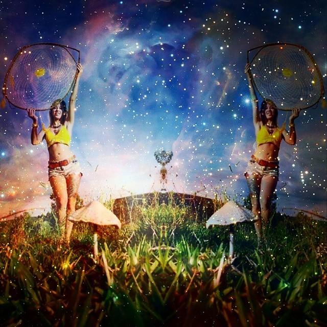 Venus Trine Saturn Lovefest - Mara Clear Spring - Shamanic Healer