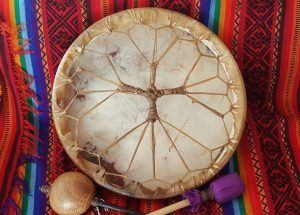 Mara's Drum Awakening the Drum