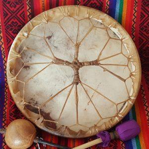 Mara's Drum Awakening the Drum