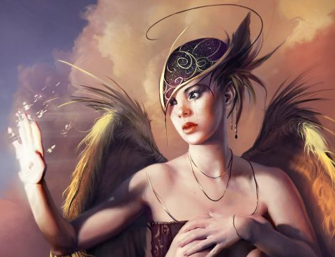 Goddess Angel Take Apart Uranus Retrograde