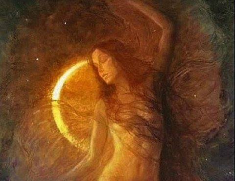 Eclipse Goddess Heart Action Satisfaction