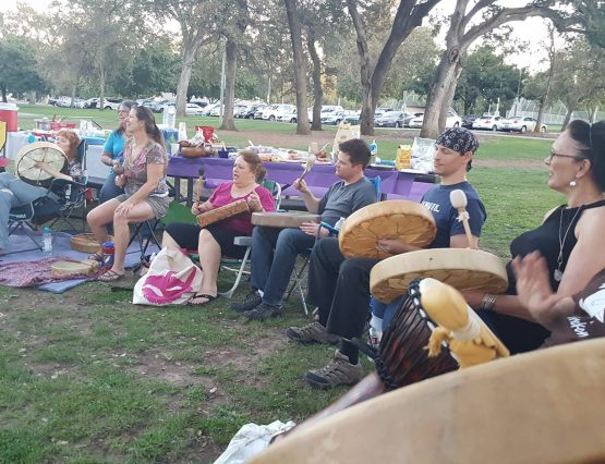 Drum Circle 101 with Don Schulz