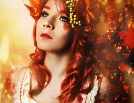 Take a Breath Virgo New Moon Autumn Princess by Kai Ethan at DeviantArt