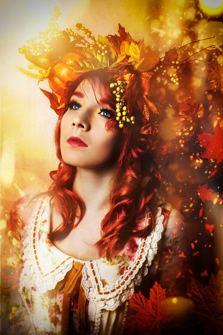 Take a Breath Virgo New Moon Autumn Princess by Kai Ethan at DeviantArt