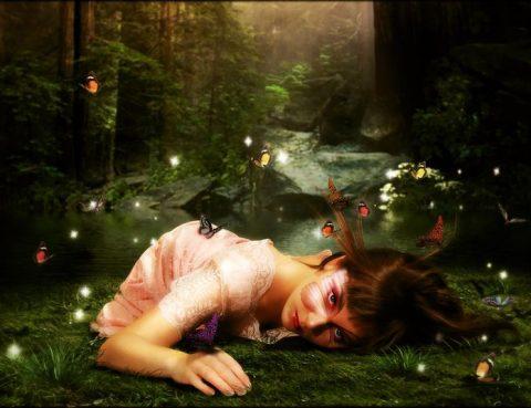 Watch your words Butterfly princess by brandrificus deviantart