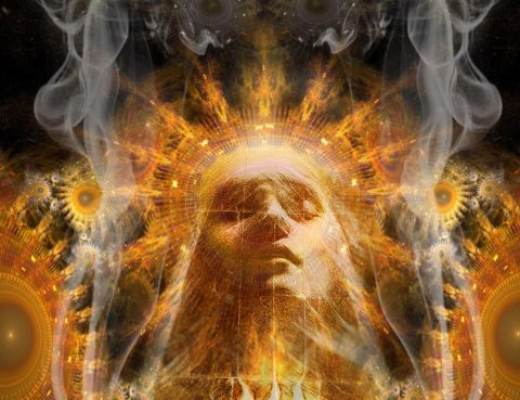 Empath Alert: Emotional Overwhelm Incense Fire by Zingaia at DeviantArt
