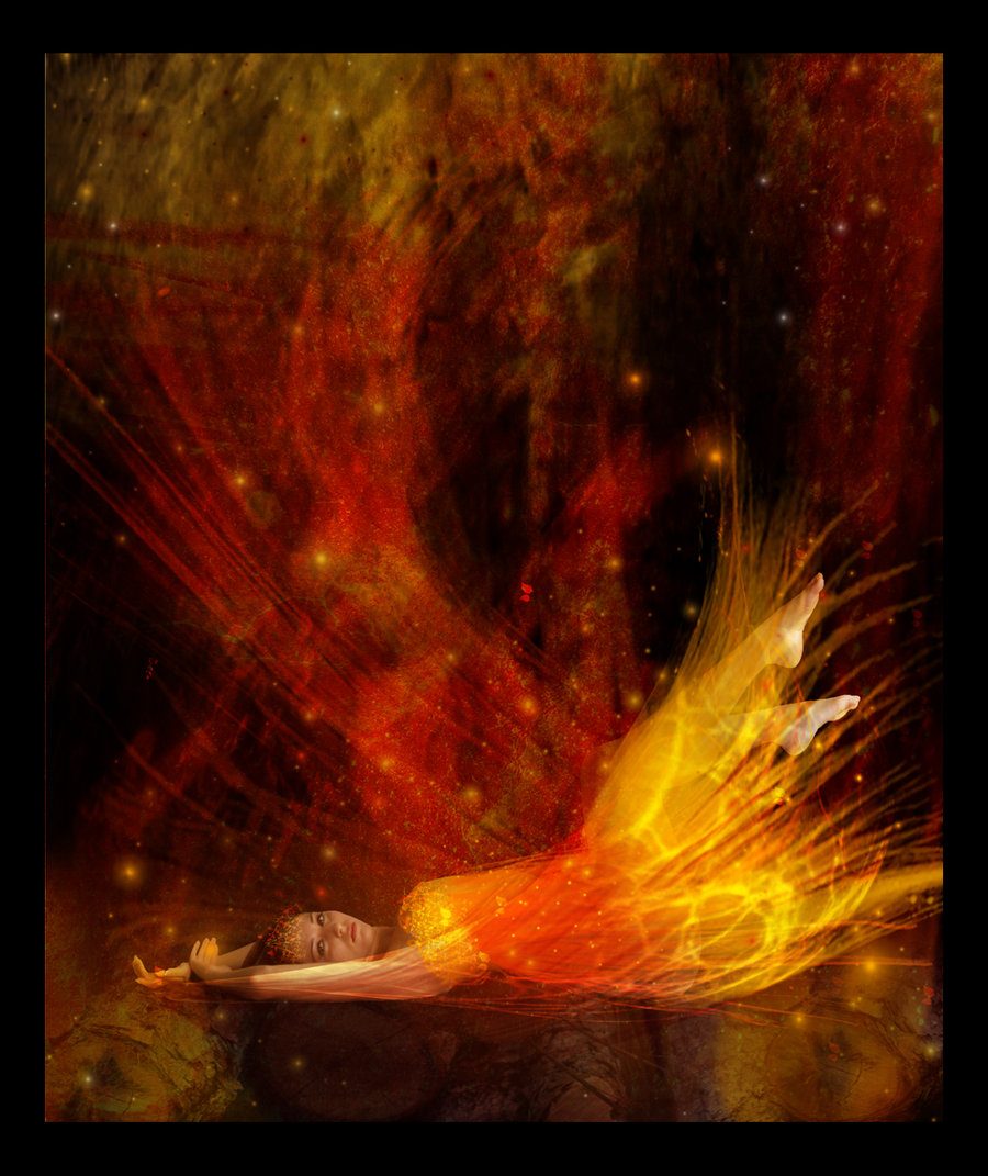 Watery Wounds Elemental Fire by Inertia Rose at DeviantArt