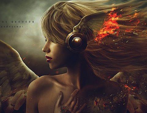 Fiery Awakenings Incandescent by Carlos Quevedo Deviantart