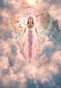 Soul Glow rainbow halo Iris by WladoTheAlphaChicken - DeviantArt