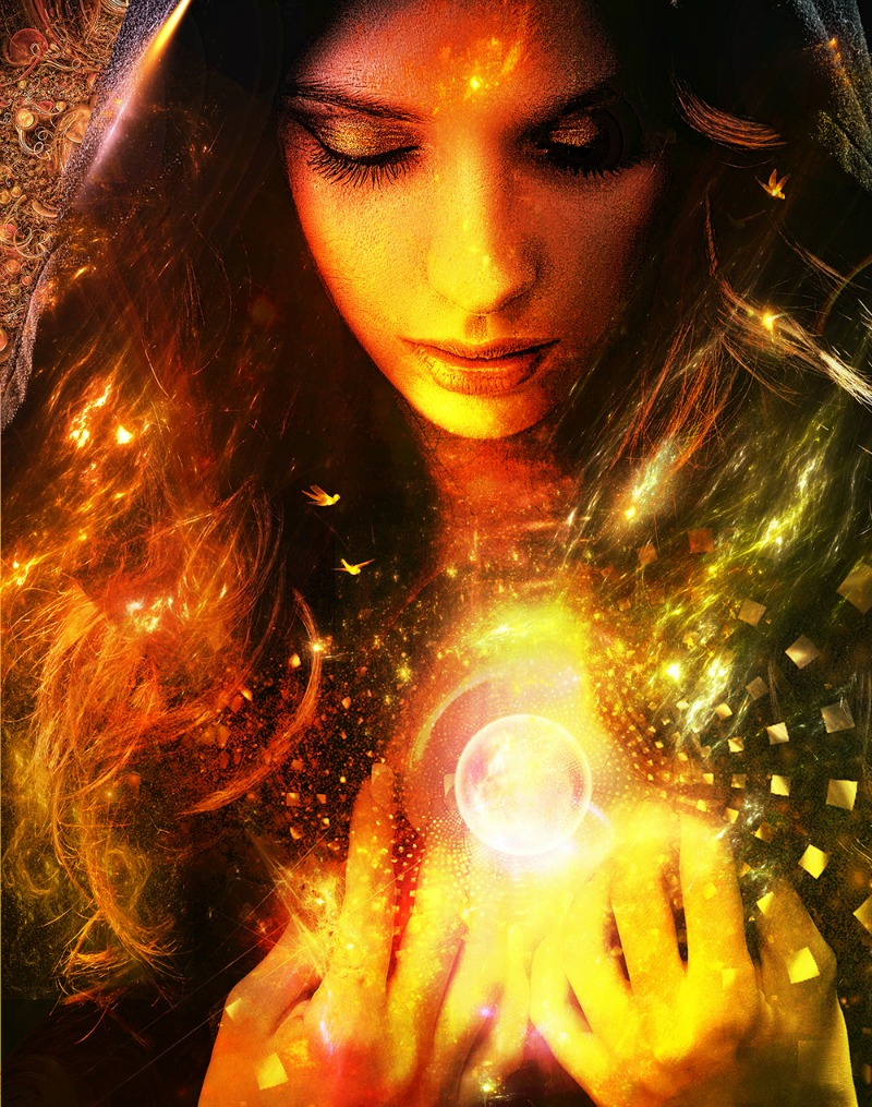 Healing Light magus apprentice Jena dellagrotaglia