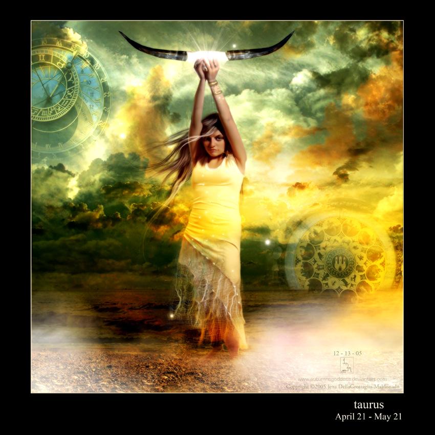 Dream Seed Taurus New Moon - Taurus by AutumnsGoddess