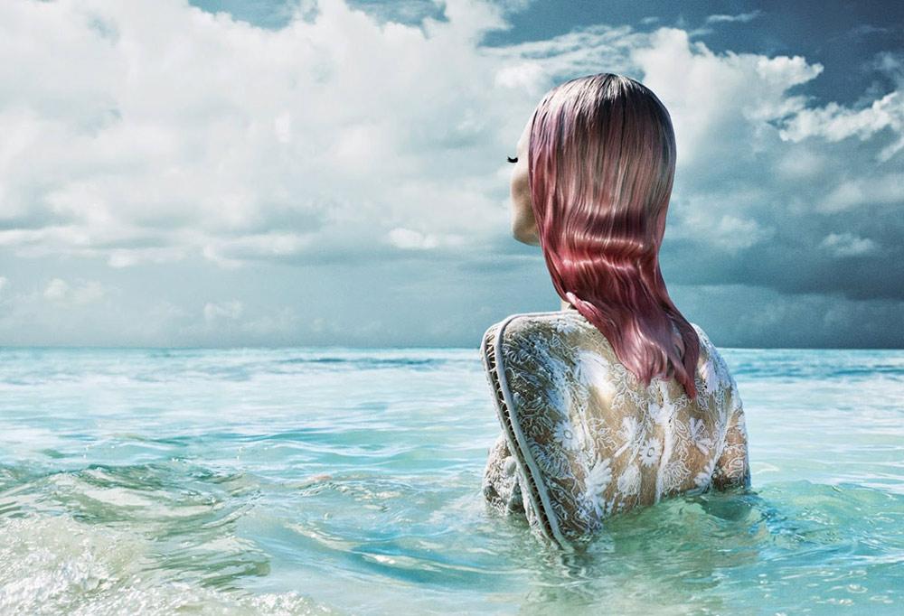 Believe Nothing Water Woman