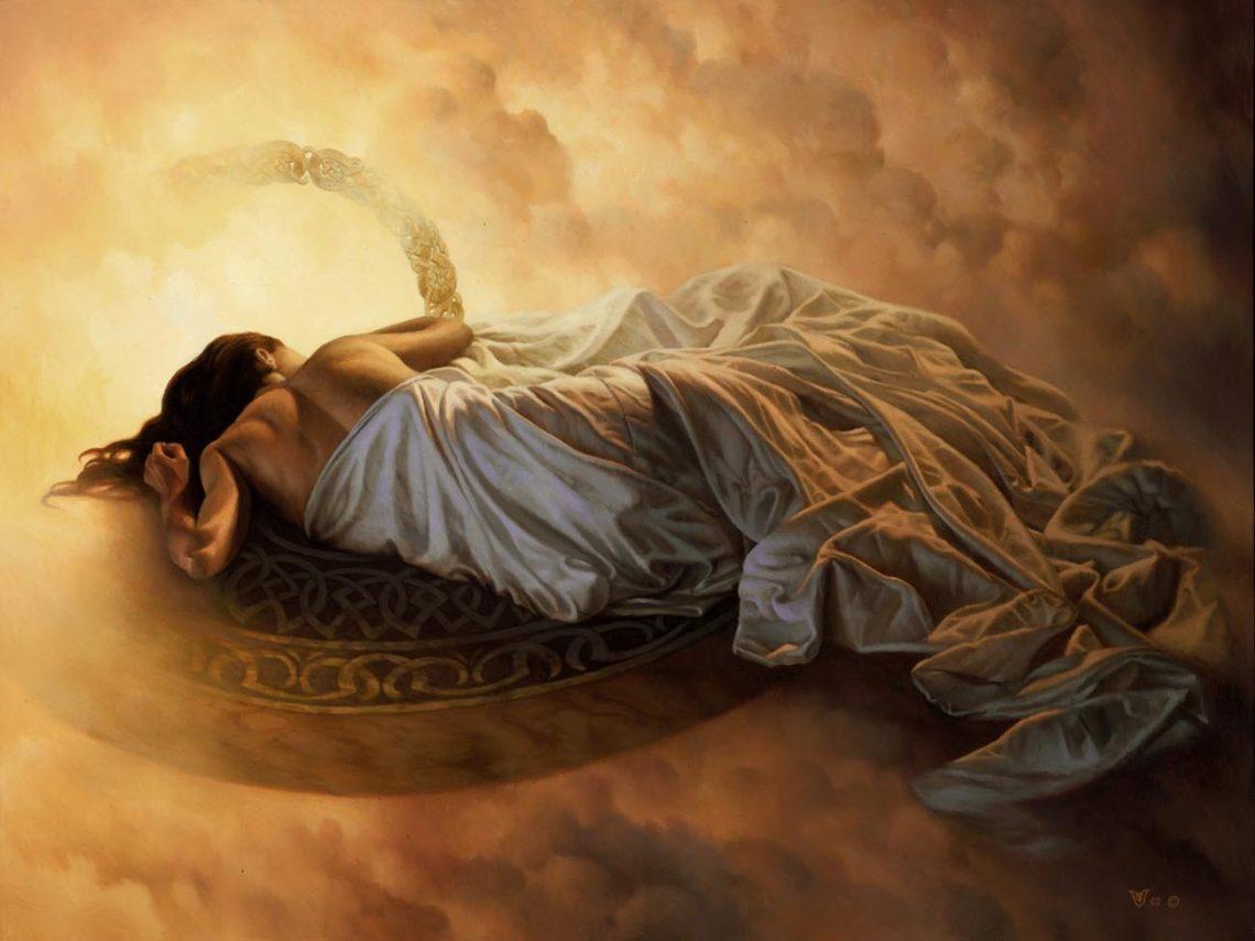 DREAM ALERT Endless Dream by Christophe Vacher