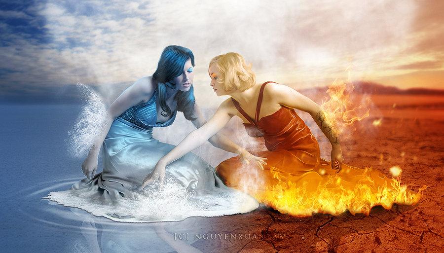 Fire Water Solstice Healing