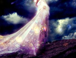 practical grace - strong sun full moon - Night Goddess by Slow Chemical Design