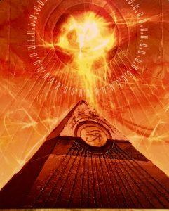 Summer Solstice Soul Fire Pyramid Sun