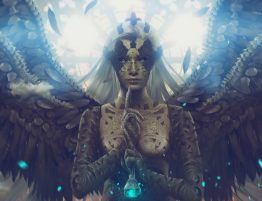 Spiritual Journey Aeternum by Carlos Quevedo
