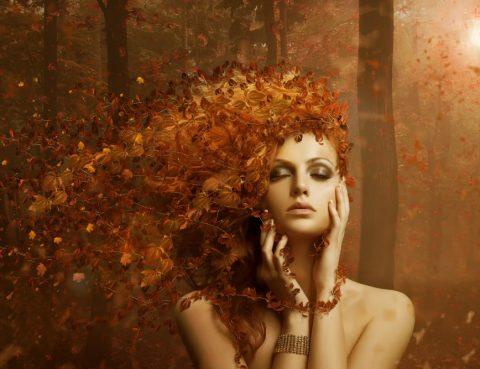 Vital Dance Goddess of Fall