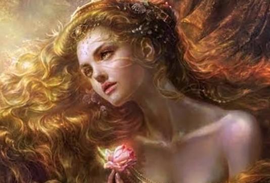 Aphrodite Love Letter