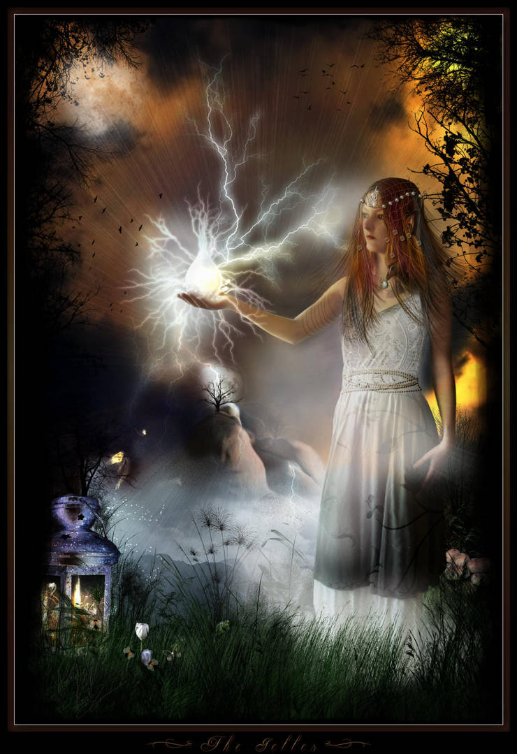 Powerful Changes Venus fire alchemy