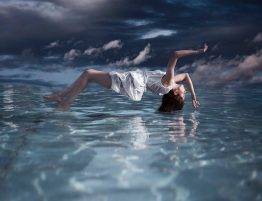 Say Goodbye water float dream pisces