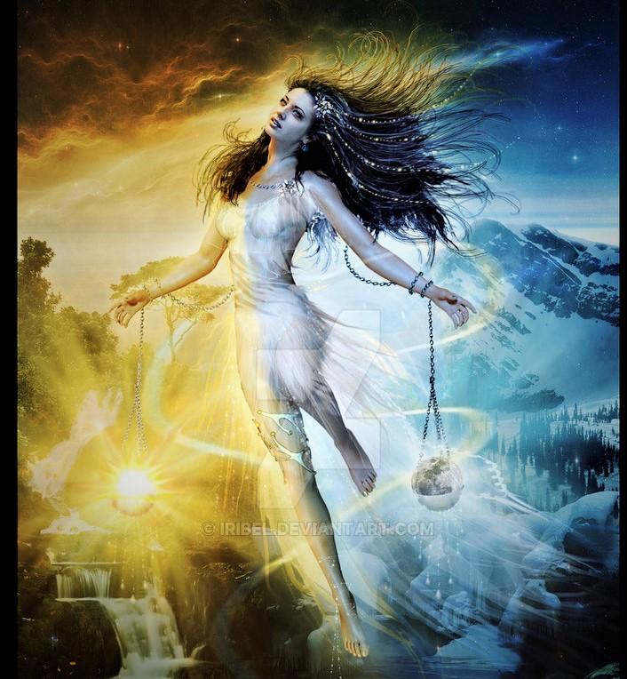 deeply feminine magic