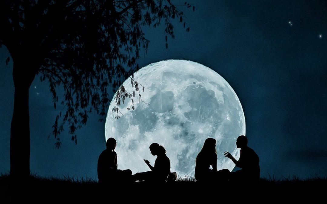 Family Ties Full Moon