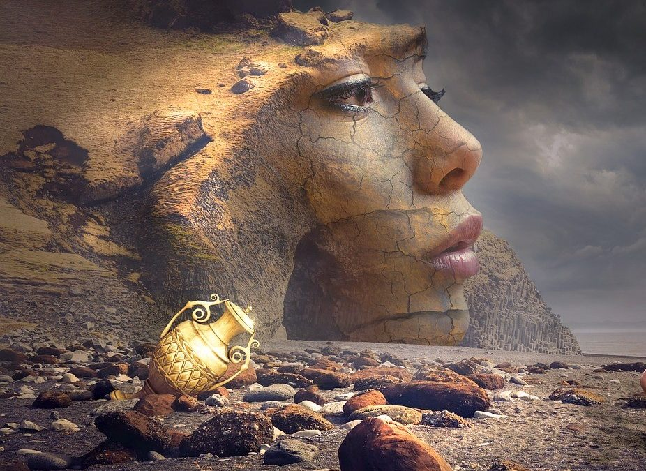 Shamanic Goddess Treasure Maps