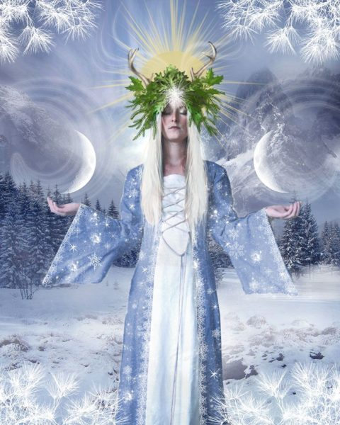 Great Conjunction Winter Solstice Sacred Space fiery changes