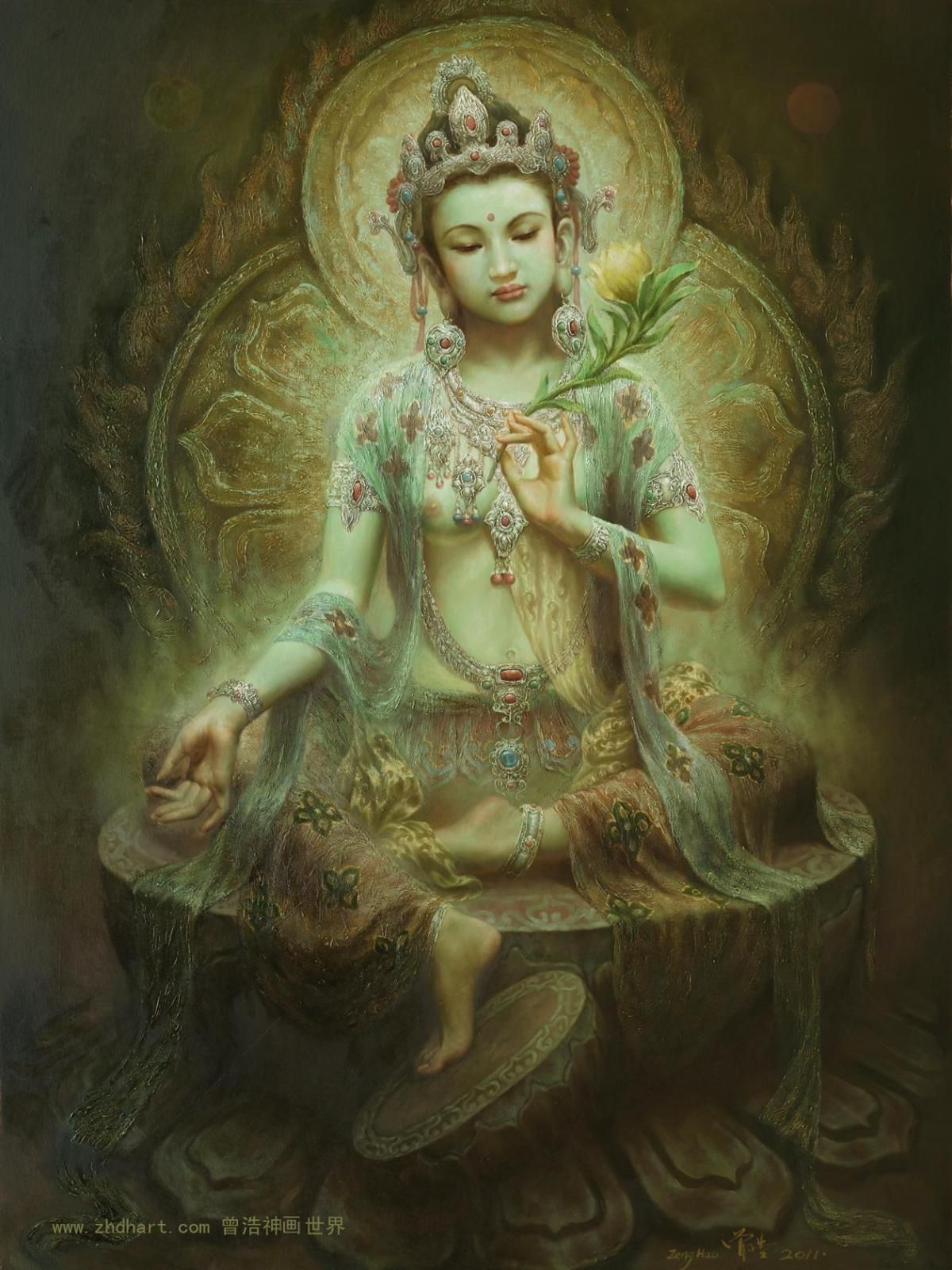 Healing With Tara