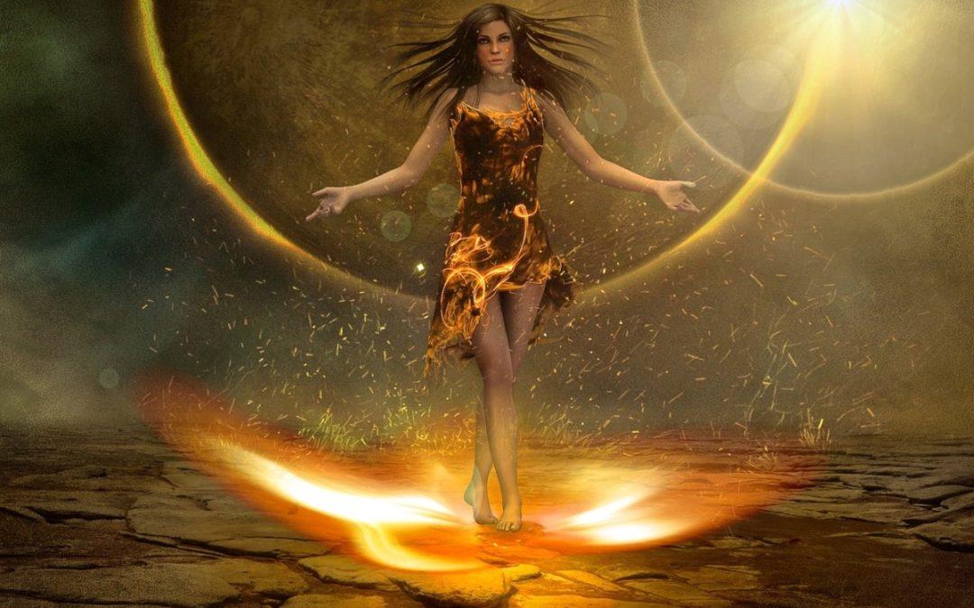 Karmic Pressure Air Fire Moon Venus