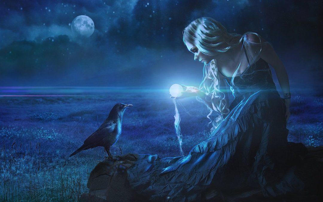 Magical Night Annewipf DeviantArt