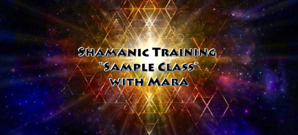 Shamanic Training Sample Class