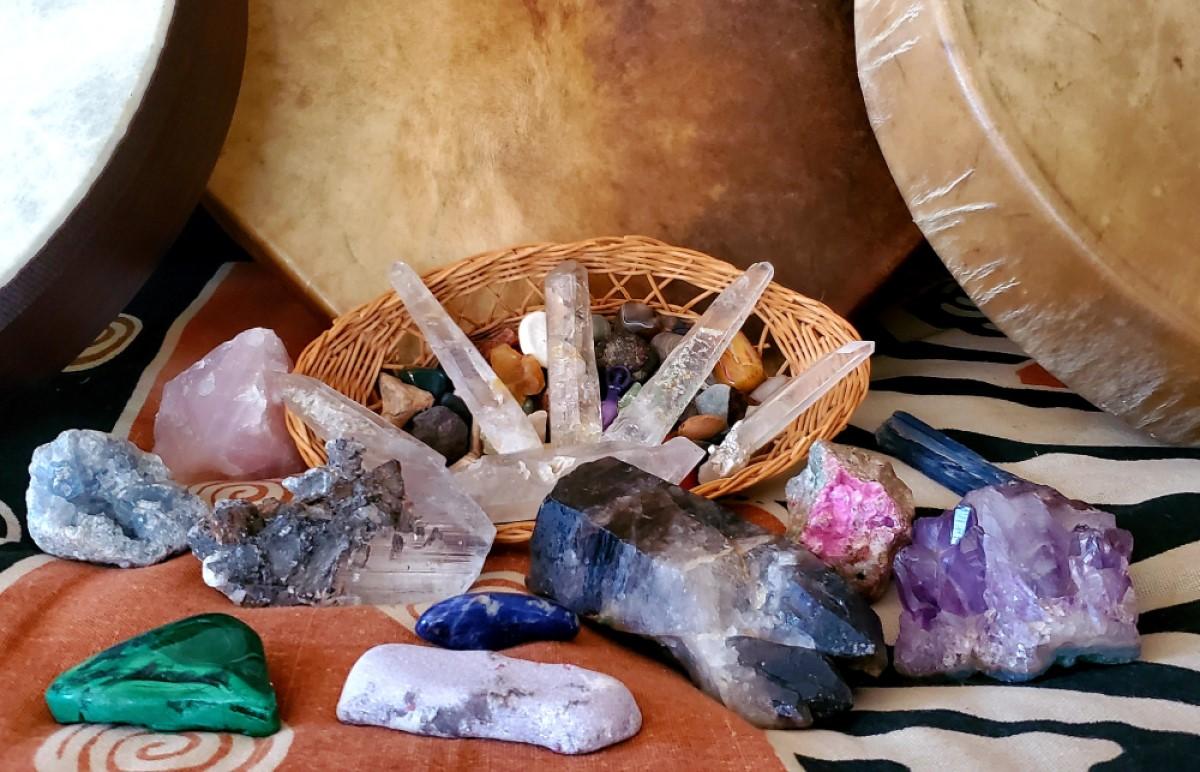 Crystal Healing Play Circle