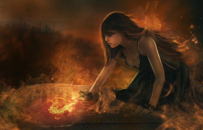 when venus roars woman with fire heart