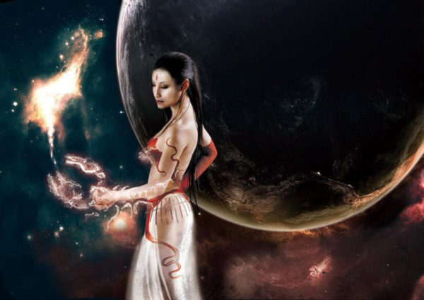 Phoenix New Moon in Scorpio