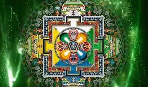 Tara Tantra Mandala Grounded Heart New Moon