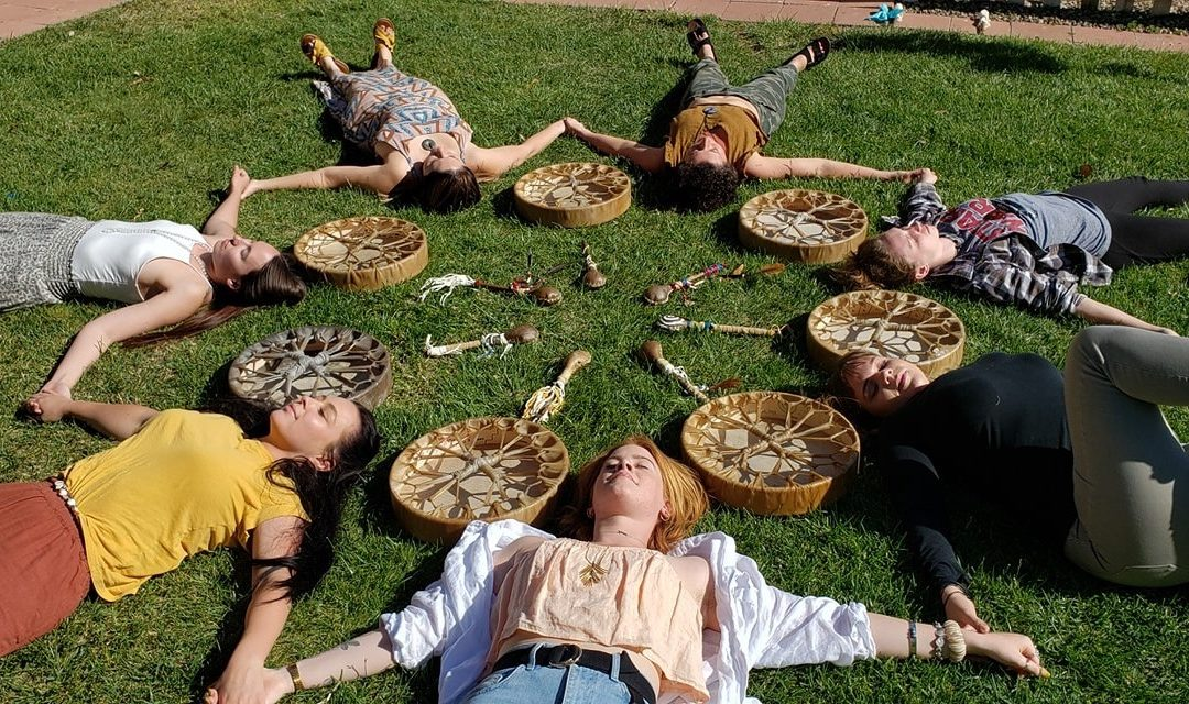 Magickal Drum and Rattle Making Playshops