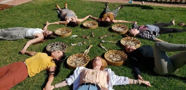 Magical Drum and Rattle Making