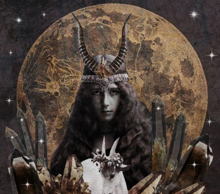 Positive Possibilities Capricorn Full Moon by Mystic Mayhem